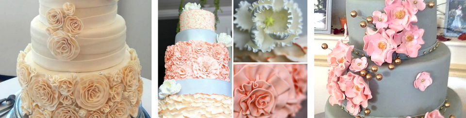 Beautiful And Delicious Wedding Cakes In Salt Lake City, UT By Heritage Wed